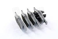 Колодка тормозная дисковый тормоз (производитель ASHIKA) 50-03-302