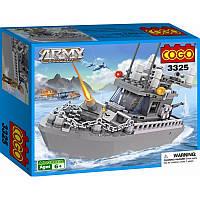 """Конструктор """"Военный корабль"""" COGO 3325"""