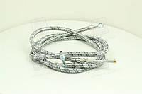Топливопровод низкого давления в металическая оплетке 3 штуцера L=2700мм  70-1101345-Б