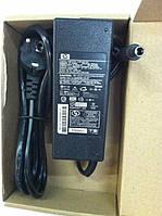 Блок питания UKC адаптер HP 19V 4.74A 7.4*5.0  Кабель  Акция !!!
