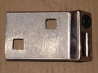 Планка замка багажника Славута