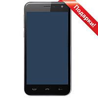 "Смартфон 5"" HOMTOM HT3, 1GB+8GB Серый 3G 2SIM GPS камера 5Мп и 2Мп"