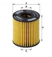 Фильтр масляный FORD, PEUGEOT (производитель Hengst) E44HD110