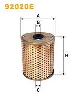 Фильтр масляный 92020E/611 (производитель WIX-Filtron) 92020E