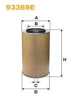 Элемент фильтр воздушного КАМАЗ ЕВРО 93369E (производитель WIX-Filtron) 93369E