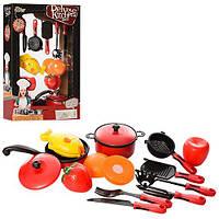 Посуда для детской кухни, SM383-78 Deluxe Kitchen