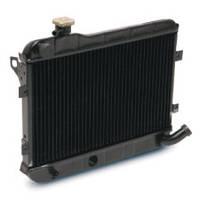 Радиатор вод. охлаждения ВАЗ 2101 (медно латунный ) (пр-во ДААЗ)