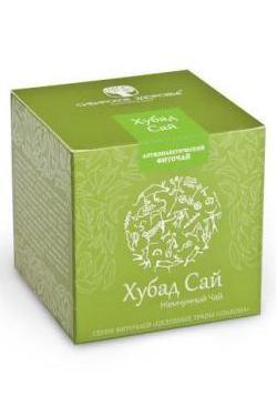 Диабетический фиточай «Хубад Сай (жемчужный чай)»- для снижения уровня сахара в крови