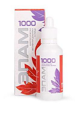 «Эпам - 1000» (неврологический)- улучшает мозговую деятельность