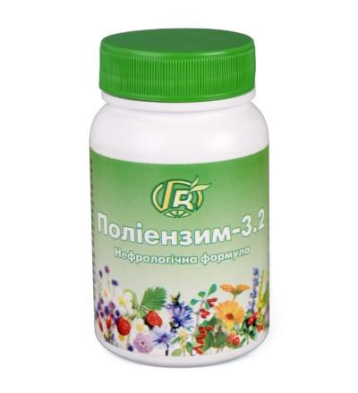«Полиэнзим - 3.2» 140 г Нефрологічна формула - покращує функцію нирок, стимулює діурез