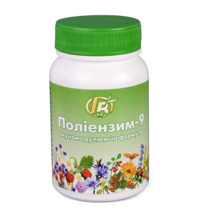 """""""Полиэнзим - 9"""" 140г - иммуномодулирующая формула"""