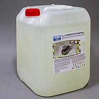 Моющее средство для послестроительного клининга, малопенное, концентрат, PRIMATERRA MK мп, 5л