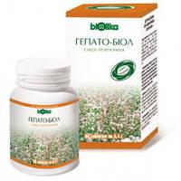 «Гепато-биол» таб 90 шт при хроническом гепатите, циррозе печени, холецистите