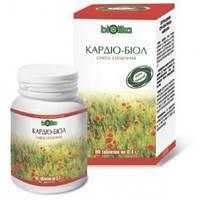 «Кардио-биол» таб 90 шт,  при атеросклерозе, аритмии,гипертонической болезни