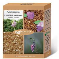 «Клетчатка из семян кунжута» - стимулирует моторную функцию кишечника (хронический  запор, геморрой)