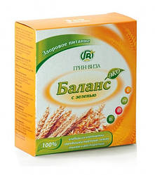 Хлебцы Эко-баланс «С зеленью» 250 г