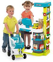 Детский супермаркет City Shop Smoby 350207, фото 1