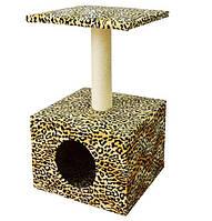 Будиночок драпак для кішок Тому