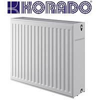 Радиатор стальной KORADO 22 тип 400 х 1000 (Чехия)