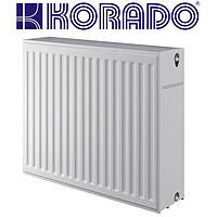 Радиатор стальной KORADO 22 тип 600 х 1100 (Чехия)