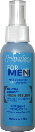 «Дезодорант-антиперспирант Для мужчин»100 мл