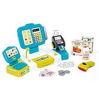 Детская электронная касса с весами и сканером Smoby 350105, фото 1