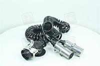 Кабель ABS двойной 7/15 (штекер металл) (RIDER) RD 81.01.45