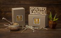 Проросшие зерна в коробке, 300 г