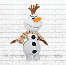 Детская мягкая игрушка,Снеговичек