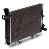 Радиатор вод. охлаждения ВАЗ 2106 (алюм.) (пр-во Пекар)