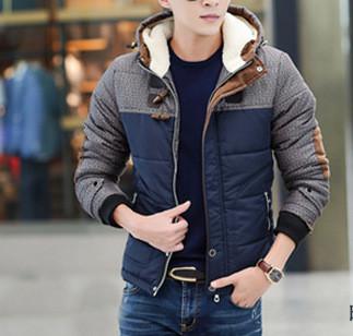 Мужская зимняя куртка СС7861