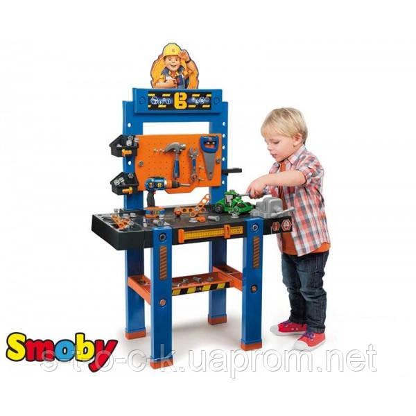 Мастерская для мальчиков Smoby Боб строитель