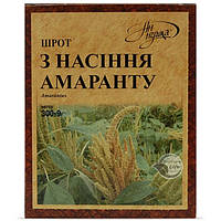 Шрот «Из семян амаранта» 300 г- для поддержания иммунной и эндокринной систем