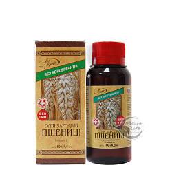 Масло зародышей пшеницы, 100 мл-д ля улучшения зрения