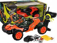 Машинка на радиоуправлении 1:14 WINYEA 31 см. Багги Buggy НАЛОЖКА Оранжевый