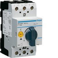 Автоматический выключатель для защиты двигателя, Iуставки=1,6-2,4 А
