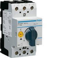 Автоматический выключатель для защиты двигателя, Iуставки=1,6-2,4 А, MM507N