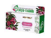 """Для укрепления иммунитета """"Флора-плант """"Эхинацея"""" таб.40-при вирусных и бактериальных инфекциях"""