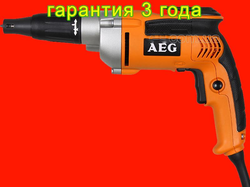 Професійний мережевий шуруповерт AEG S 2500 E