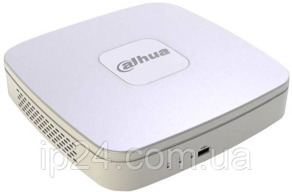 DH-NVR4116-8P-4KS2 16-канальный Smart 4K NVR c PoE коммутатором на 8 портов
