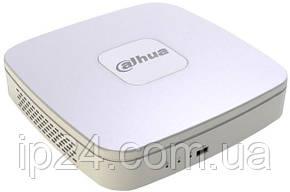 DH-NVR4116-8P-4KS2 16-канальний Smart 4K NVR c PoE комутатором на 8 портів