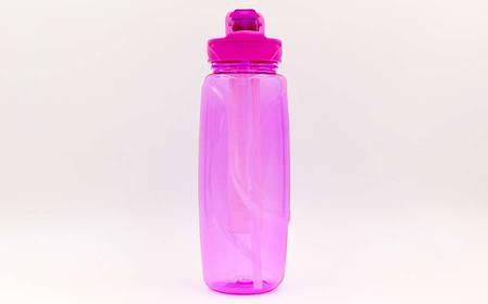 Бутылка для воды с камерой для льда спортивная FI-6436 750мл , фото 2