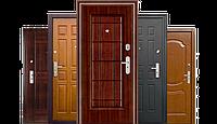 Двери входные металлические серия М-2 (850/950 х 2040) правая, левая