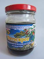 """Фитосироп """"Противодиабетический со стевией"""" на фруктозе  200 мл"""