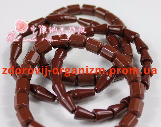 Турмалиновый браслет тонкий Вековой Восток (турманиевый браслет)