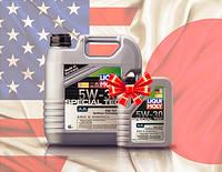 Моторное масло 5w30 Speсial ТЕС AA 4л + 5w30 Speсial ТЕС AA 1л  Liqui Moly (7516*7515) комплект