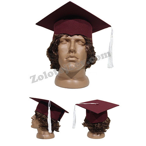 Квадратна академічна шапочка