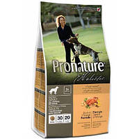 Pronature Holistic Adult Duck&Orange ПРОНАТЮР ХОЛИСТИК С УТКОЙ И АПЕЛЬСИНАМИ сухой холистик корм БЕЗ ЗЛАКОВ для собак , 5.001 кг.