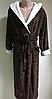 Мужской махровый халат размер XL
