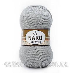 Nako Pure Wool (Нако Пур вул) 100%шерсть 195